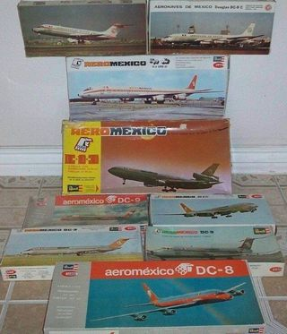 Models-airliners